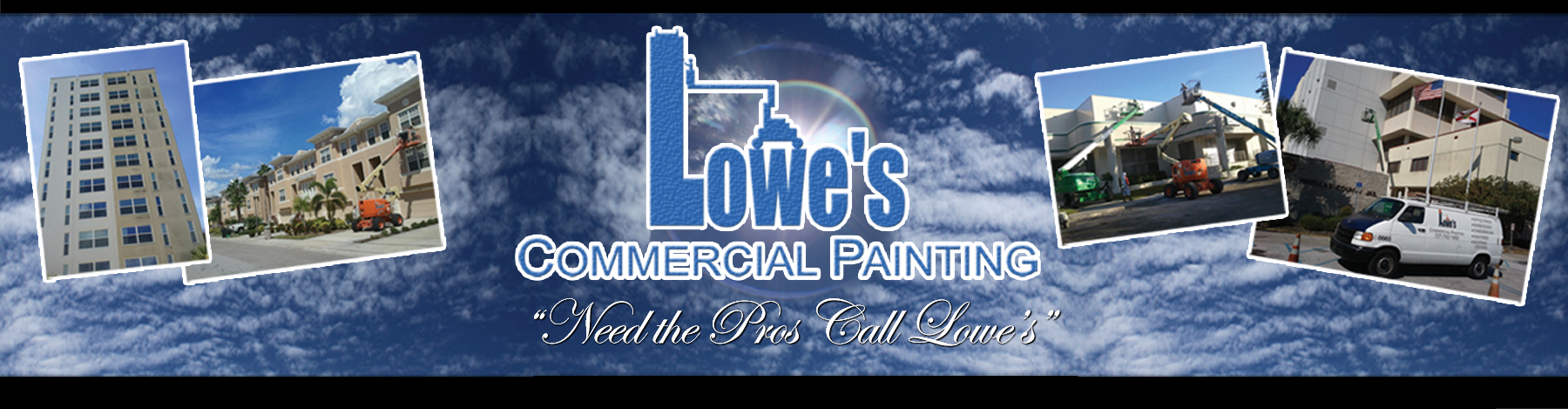Lowes Commercial Painting