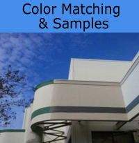Color Matching and Samples