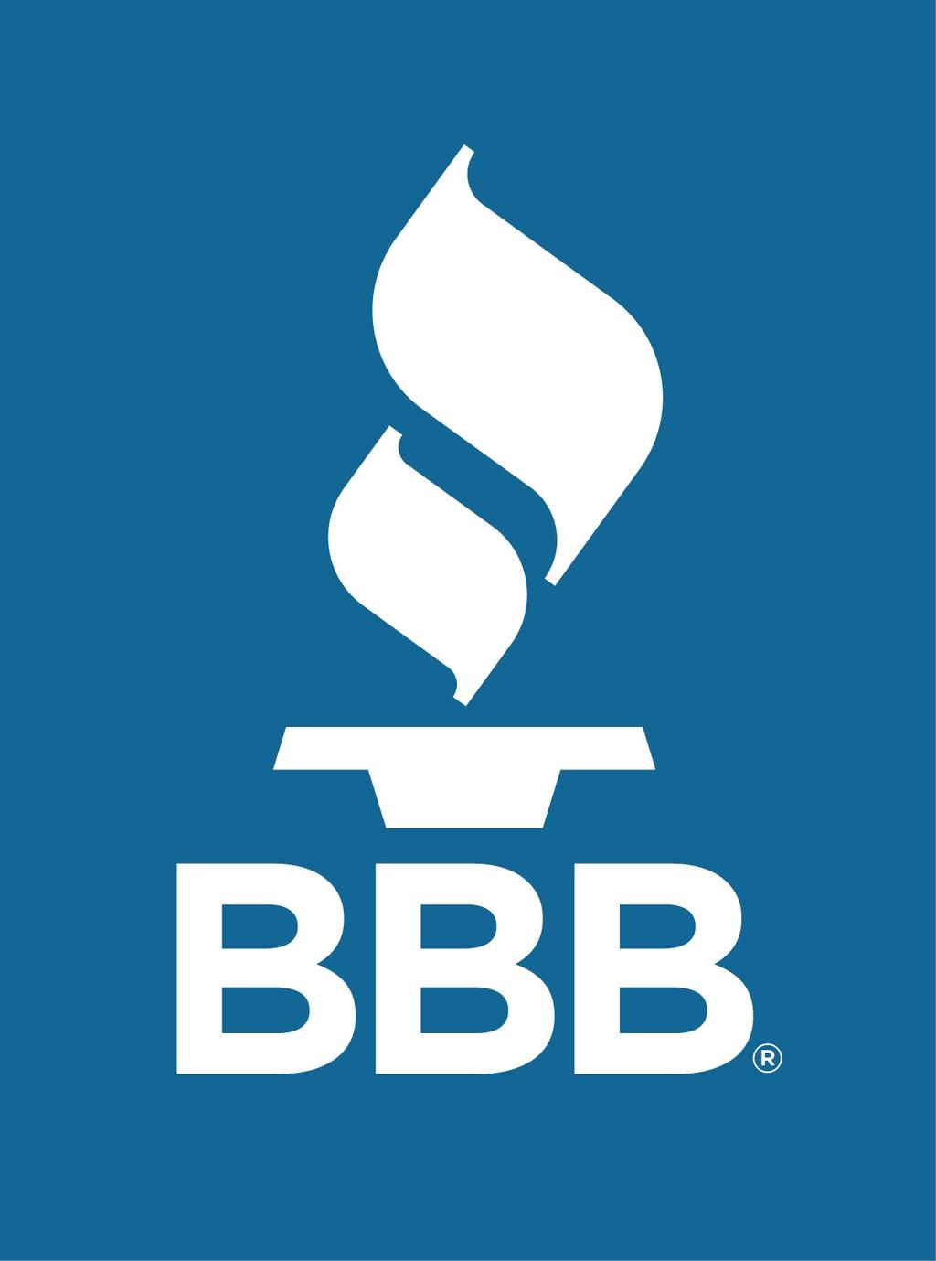 A+ Rating at Better Business Bureau