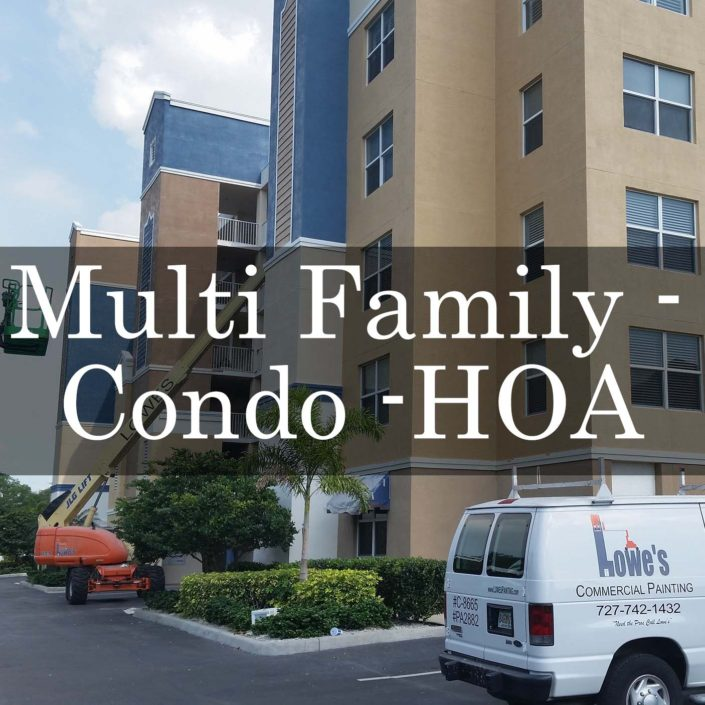 Multi Family - Condo - HOA